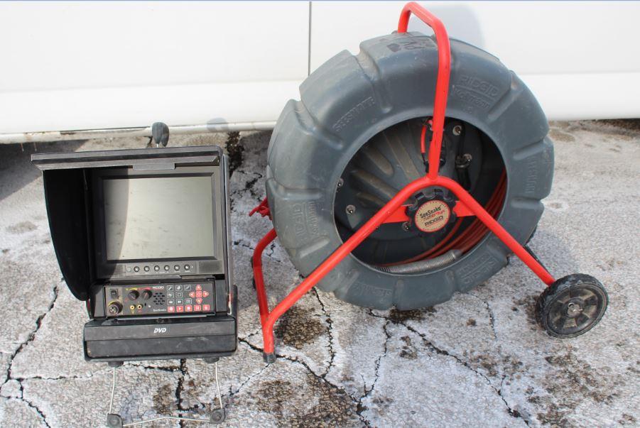 camera inspections plumbing