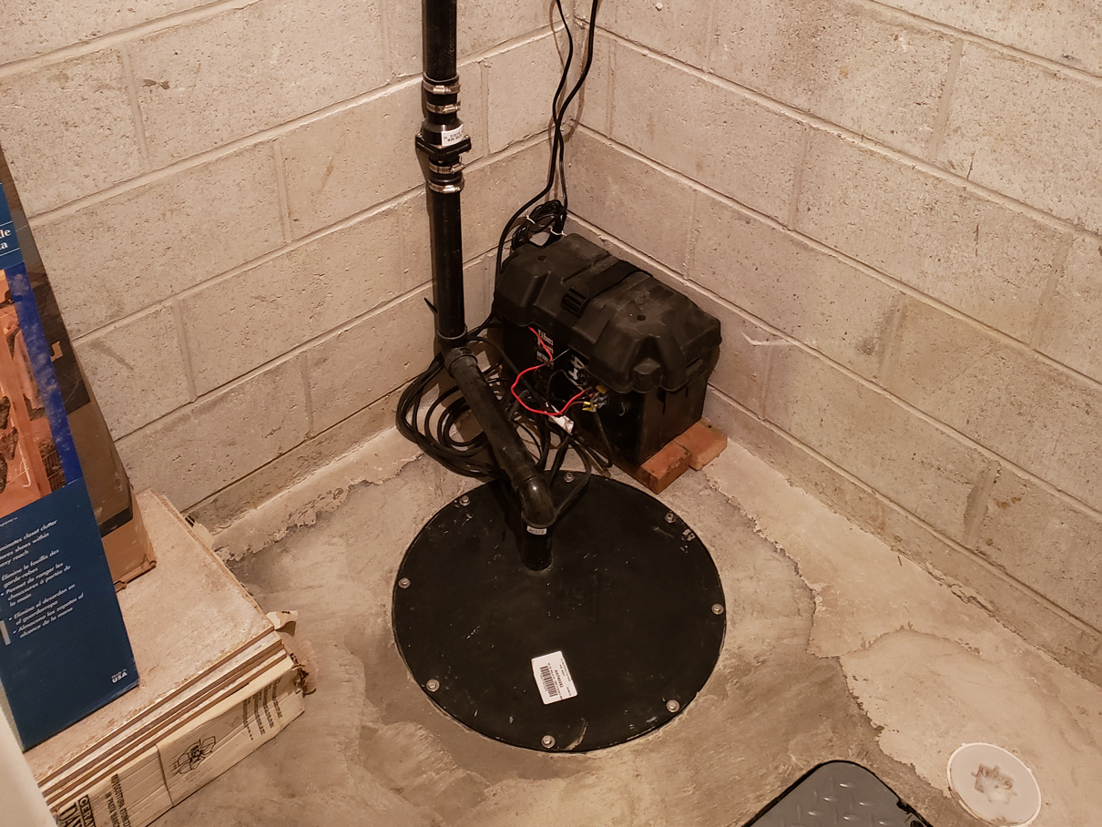 What Is A Sump Pump How It Works Water Guard Plumbing