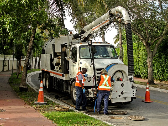 sewer repair service