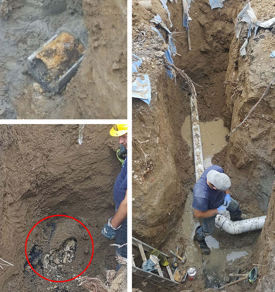 Sewer repair in Toronto and GTA