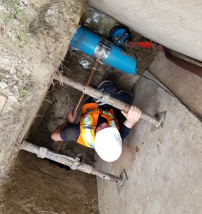commercial-water-line-repair