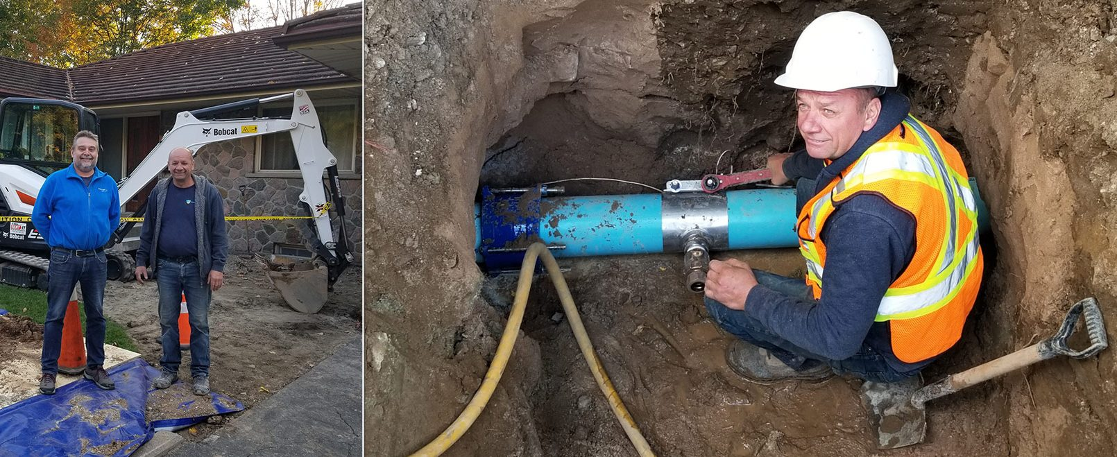 Underground Drain Repair Experts